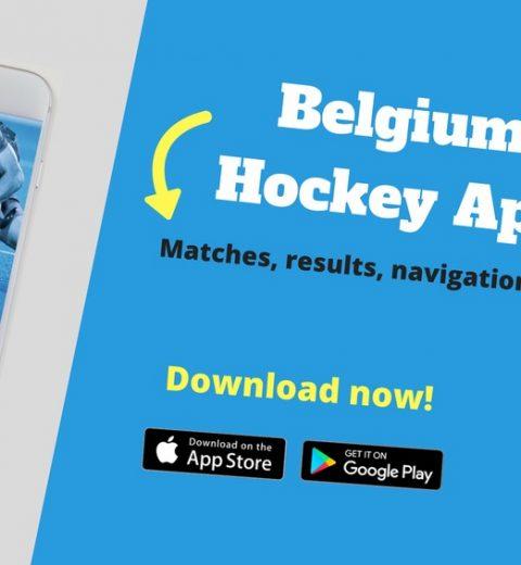 Belgium Hockey App